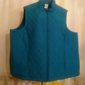 Just My Size vest.  4X 26w/28w